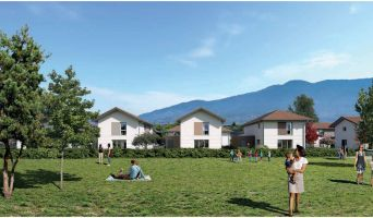 Beaumont programme immobilier neuve « Programme immobilier n°217730 »