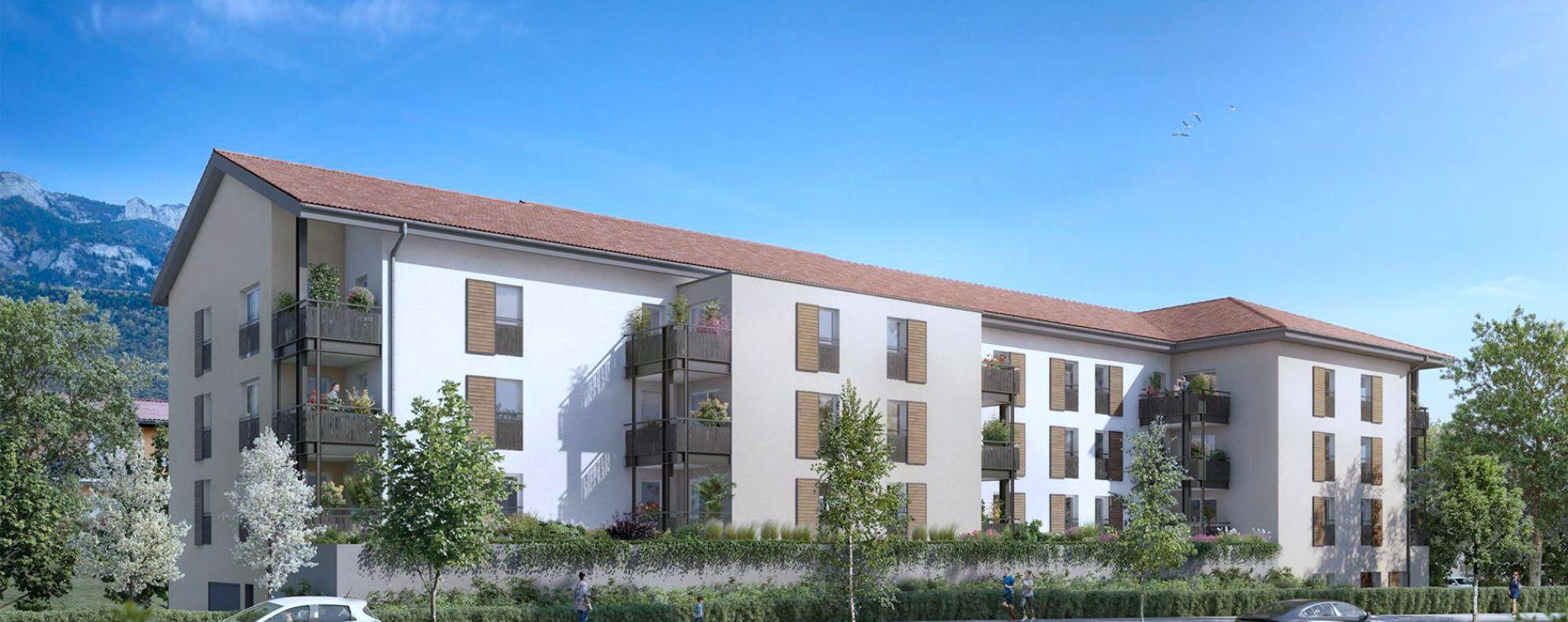 Bonneville : programme immobilier neuve « Clos Charvin »