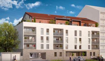 Photo du Résidence « K'Zen » programme immobilier neuf en Loi Pinel à Bonneville