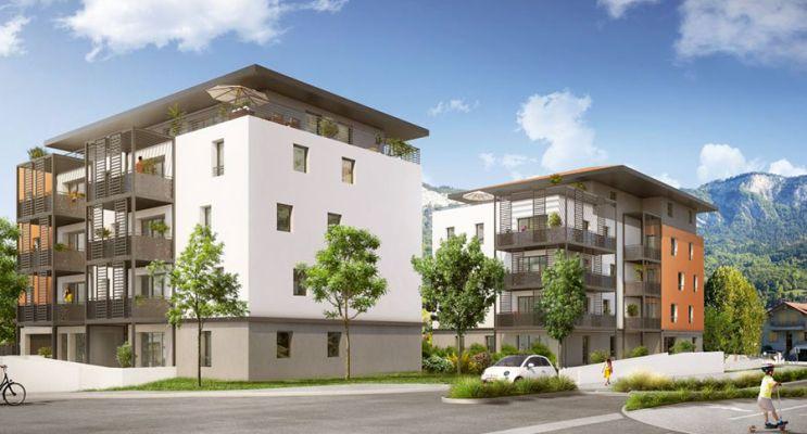 Photo du Résidence «  n°213466 » programme immobilier neuf en Loi Pinel à Bonneville