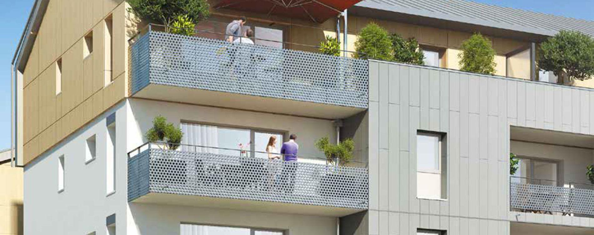 Bons-en-Chablais : programme immobilier neuve « Imagine 2 » en Loi Pinel (3)