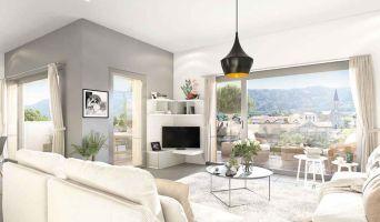 Bons-en-Chablais programme immobilier neuve « Imagine 2 » en Loi Pinel  (2)