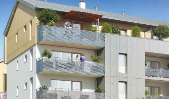 Bons-en-Chablais programme immobilier neuve « Imagine 2 » en Loi Pinel  (3)