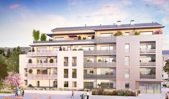 Photo n°3 du Résidence « Imagine » programme immobilier neuf en Loi Pinel à Bons-en-Chablais