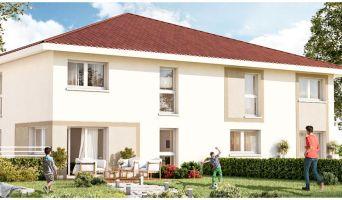 Résidence « Les Carrés De Mont Boisy » programme immobilier neuf en Loi Pinel à Bons-en-Chablais