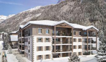 Chamonix-Mont-Blanc programme immobilier neuve « White Pearl »  (2)