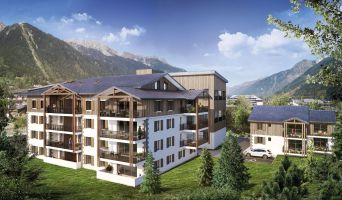 Chamonix-Mont-Blanc programme immobilier neuve « White Pearl »  (3)