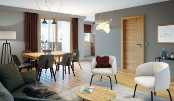 Chamonix-Mont-Blanc programme immobilier neuve « White Pearl »  (5)