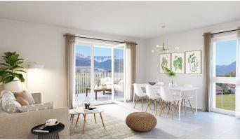 Photo du Résidence « L'Ermengarde » programme immobilier neuf en Loi Pinel à Charvonnex