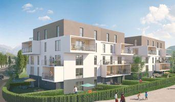 Photo du Résidence « Château Thierry » programme immobilier neuf en Loi Pinel à Cluses