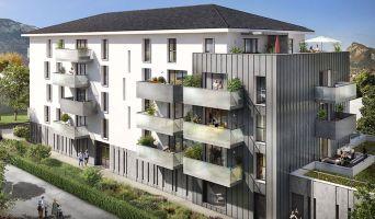 Photo du Résidence « Les Horlogers » programme immobilier neuf en Loi Pinel à Cluses