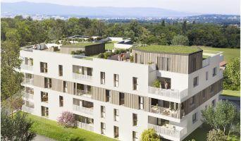 Photo du Résidence « Eden Roze » programme immobilier neuf en Loi Pinel à Collonges-sous-Salève