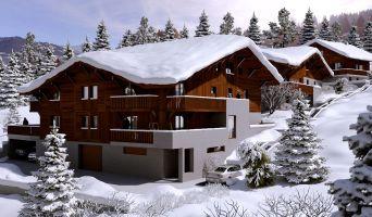 Photo du Résidence « Premières Loges » programme immobilier neuf à Combloux