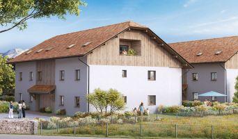Photo du Résidence « L'Helvétia » programme immobilier neuf en Loi Pinel à Cornier