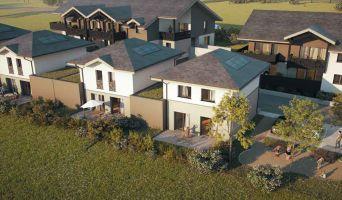 Résidence « Harmony » programme immobilier neuf en Loi Pinel à Cranves-Sales n°1