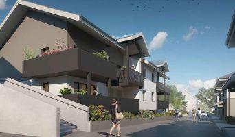 Résidence « Harmony » programme immobilier neuf en Loi Pinel à Cranves-Sales n°2