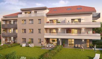 Programme immobilier neuf à Etaux (74800)