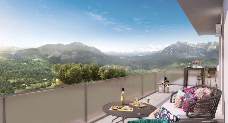Photo n°2 du Résidence « Convergence » programme immobilier neuf en Loi Pinel à Etaux