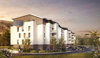 Photo du Résidence « Le Karat » programme immobilier neuf en Loi Pinel à Étrembières