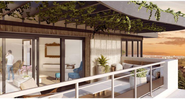 Résidence « Le Karat » programme immobilier neuf en Loi Pinel à Étrembières n°2