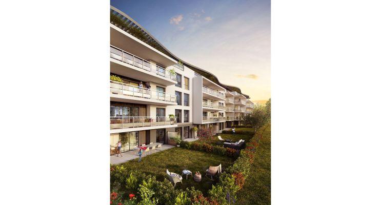 Résidence « Le Karat » programme immobilier neuf en Loi Pinel à Étrembières n°3