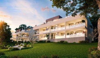 Évian-les-Bains programme immobilier neuve « Olympe » en Loi Pinel  (2)