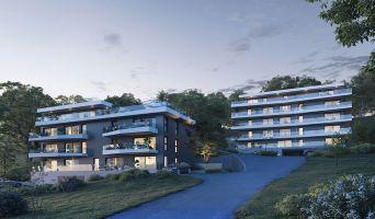 Photo du Résidence « Premières Loges » programme immobilier neuf en Loi Pinel à Évian-les-Bains