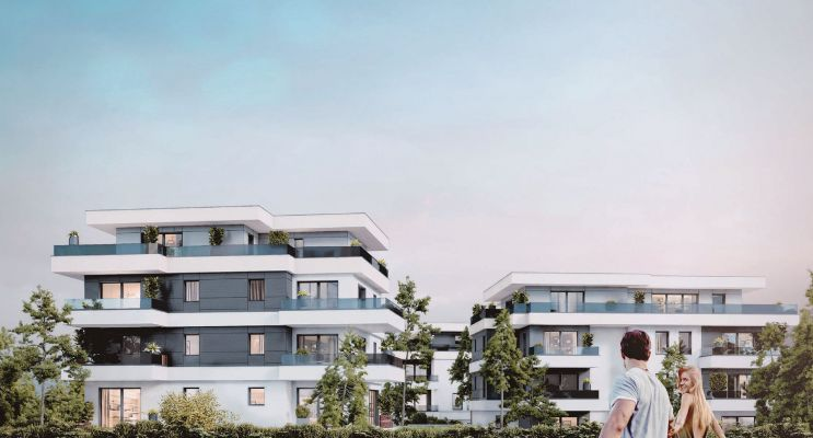 Photo du Résidence « Le Caudalia » programme immobilier neuf en Loi Pinel à Gaillard