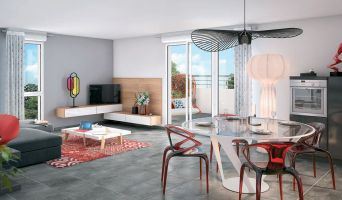 Marnaz programme immobilier neuve « Les Neiges »  (4)