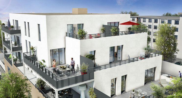Photo n°1 du Résidence « Les Neiges » programme immobilier neuf en Loi Pinel à Marnaz