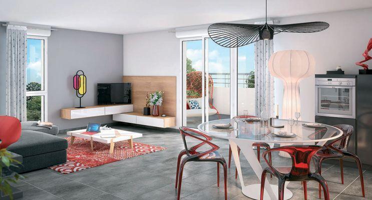 Photo n°4 du Résidence « Les Neiges » programme immobilier neuf en Loi Pinel à Marnaz