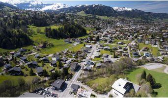 Megève programme immobilier neuve « Le Hameau des Retornes »  (5)