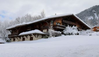 Photo du Résidence « Résidence de l'Ours » programme immobilier neuf à Megève