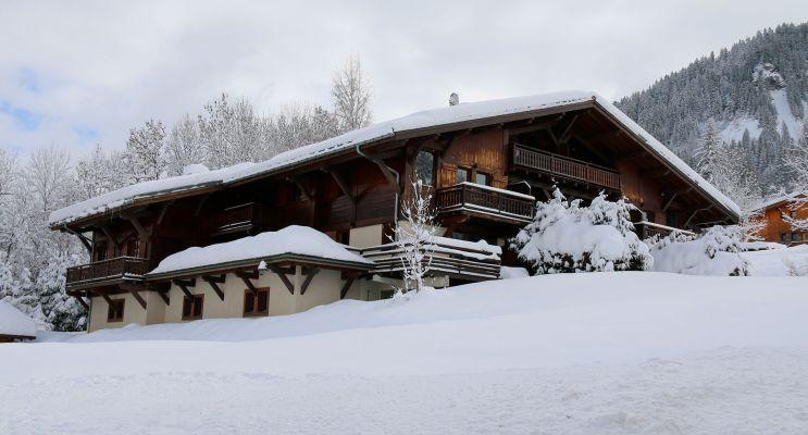 Megève : programme immobilier neuf « Résidence de l'Ours »