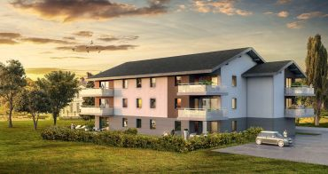 Messery programme immobilier neuf « Allure Messery »