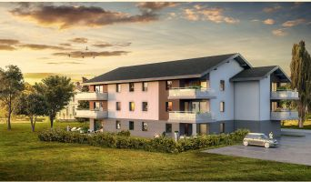 Résidence « Allure Messery » programme immobilier neuf en Loi Pinel à Messery n°1