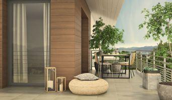 Résidence « Allure Messery » programme immobilier neuf en Loi Pinel à Messery n°2