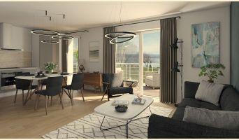 Résidence « Allure Messery » programme immobilier neuf en Loi Pinel à Messery n°3