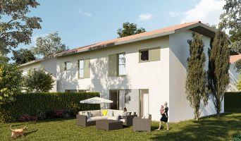 Messery programme immobilier neuve « Les Jardins de Paul »