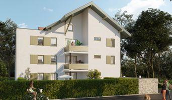 Messery programme immobilier neuve « Les Jardins de Paul »  (2)