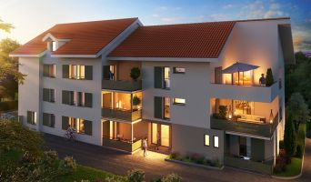 Messery programme immobilier neuve « Les Jardins de Paul »  (3)