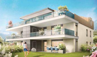 Neuvecelle programme immobilier neuve « Scène du Leman » en Loi Pinel  (2)