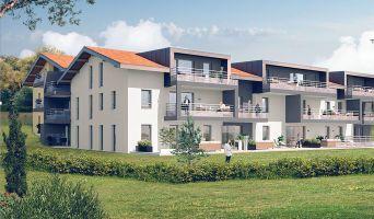 Photo du Résidence « ALTIMA » programme immobilier neuf en Loi Pinel à Neydens