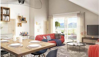 Photo du Résidence « Cinq Sens » programme immobilier neuf en Loi Pinel à Poisy