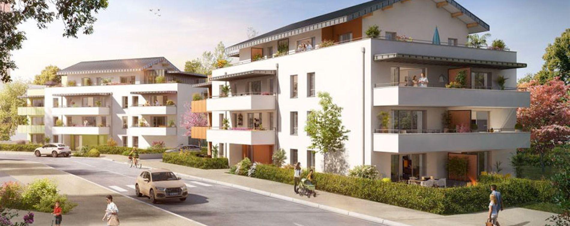 Publier : programme immobilier neuve « Programme immobilier n°214222 »