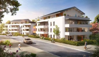 Programme immobilier neuf à Publier (74500)