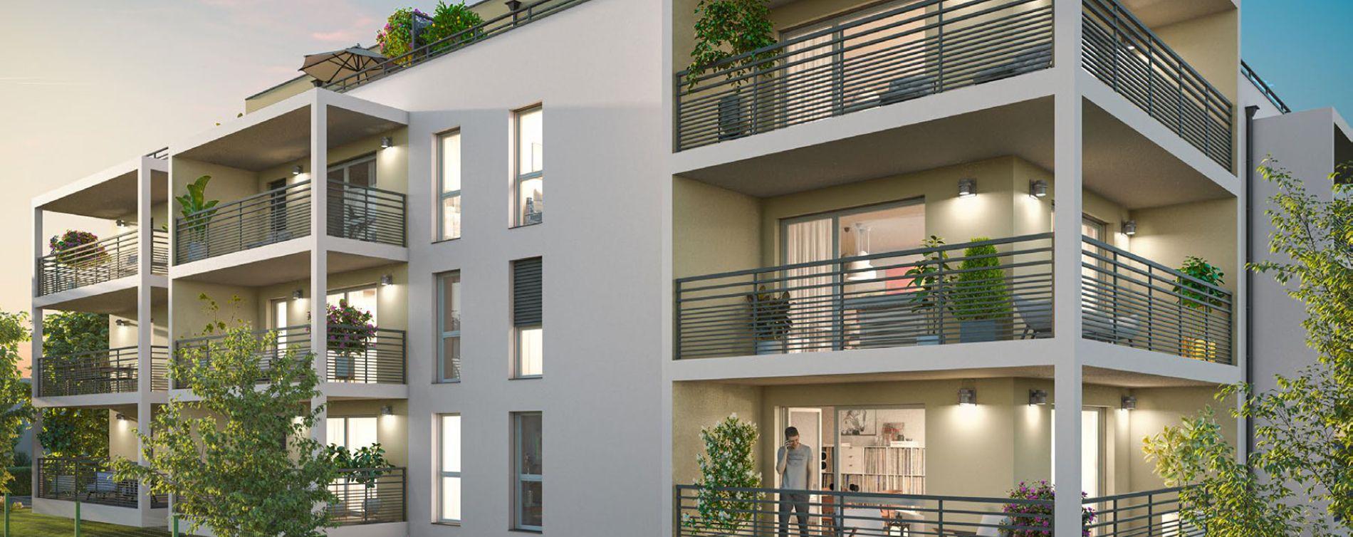 Publier : programme immobilier neuve « Leman Escence » en Loi Pinel (2)