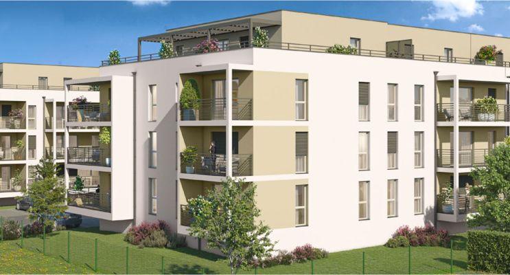 Publier : programme immobilier neuf « Leman Escence » en Loi Pinel