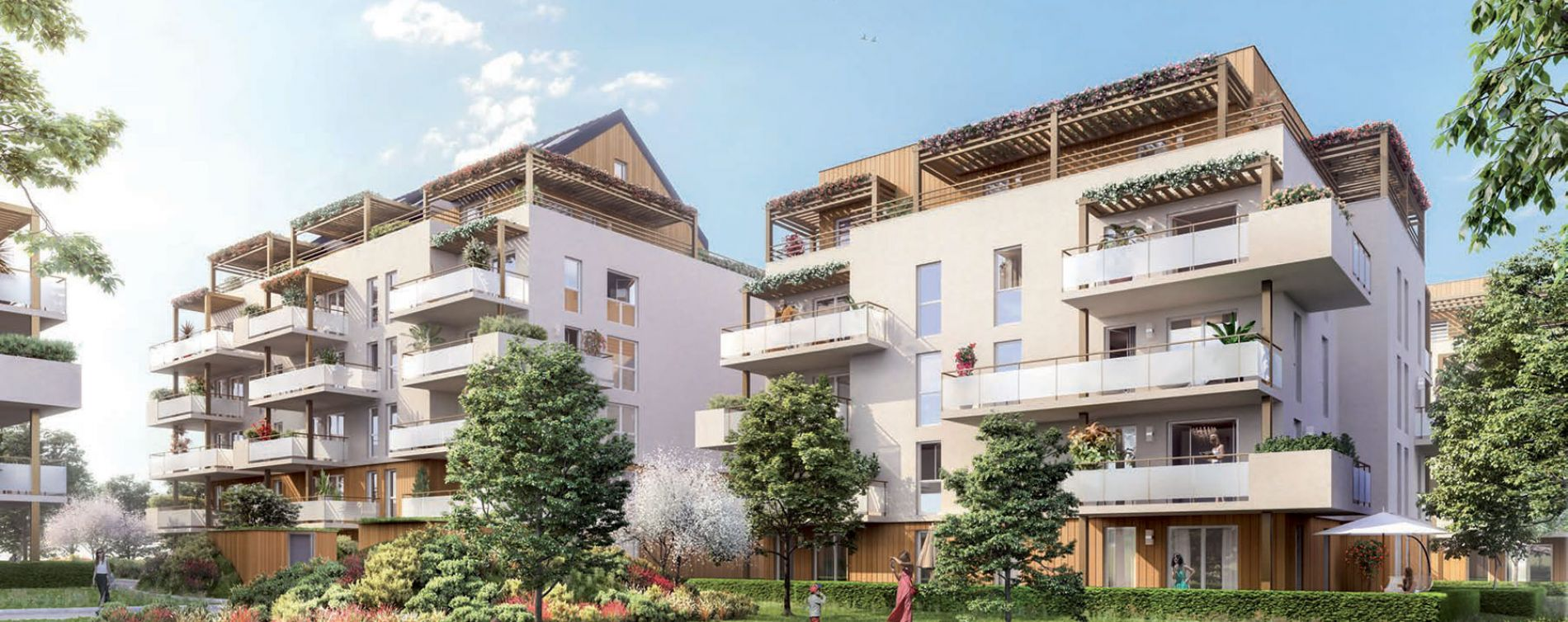 Rumilly : programme immobilier neuve « Green Valley »