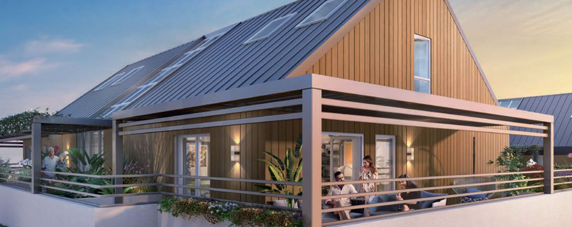 Rumilly : programme immobilier neuve « Green Valley » (2)